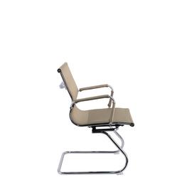 Офисное кресло для посетителей Everprof Opera CF сетка золотой, Цвет товара: Золото, изображение 3