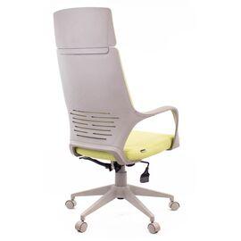 Компьютерное кресло для руководителя Everprof Trio Grey TM Ткань Зеленый, Цвет товара: Зеленый, изображение 4