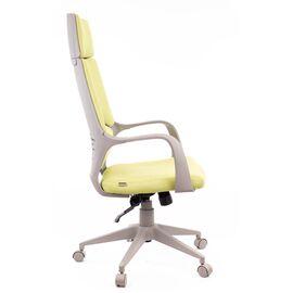 Компьютерное кресло для руководителя Everprof Trio Grey TM Ткань Зеленый, Цвет товара: Зеленый, изображение 3