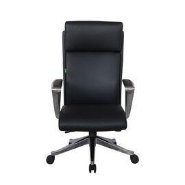 Компьютерное кресло для руководителя Riva Chair А1511 Чёрный (А8) натуральная кожа, Цвет товара: Черный, изображение 2