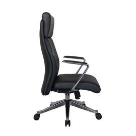 Компьютерное кресло для руководителя Riva Chair А1511 Чёрный (А8) натуральная кожа, Цвет товара: Черный, изображение 3
