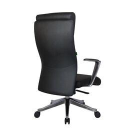 Компьютерное кресло для руководителя Riva Chair А1511 Чёрный (А8) натуральная кожа, Цвет товара: Черный, изображение 4