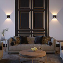 Бра Tibro Черный Odeon Light, изображение 3
