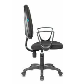 Компьютерное кресло Бюрократ CH-1300N/3C11 черный Престиж+ 3C11, Цвет товара: Черный, изображение 3