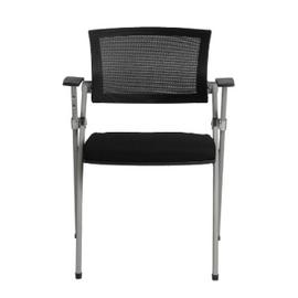 Офисное кресло складное для посетителей Riva Chair 462 E Черное, изображение 2