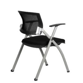 Офисное кресло складное для посетителей Riva Chair 462 E Черное, изображение 4