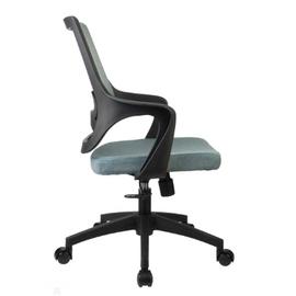 Компьютерное кресло Riva Chair 928 Зелёный кашемир/Чёрный пластик, Цвет товара: Зеленый, изображение 3
