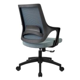Компьютерное кресло Riva Chair 928 Зелёный кашемир/Чёрный пластик, Цвет товара: Зеленый, изображение 4