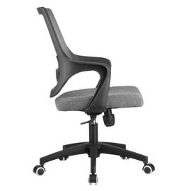 Компьютерное кресло Riva Chair 928 Серый кашемир/Чёрный пластик, Цвет товара: Cерый, изображение 3