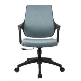 Компьютерное кресло Riva Chair 928 Зелёный кашемир/Чёрный пластик, Цвет товара: Зеленый, изображение 2