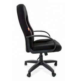 Компьютерное кресло для руководителя Chairman 685 СТ Черный, Цвет товара: Черный, изображение 5