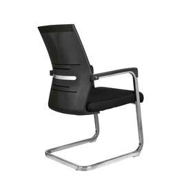 Офисное кресло для посетителей Riva Chair D818 черное, Цвет товара: Черный, изображение 4