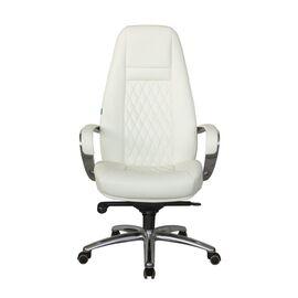 Компьютерное кресло для руководителя Riva Chair F185 Белое, Цвет товара: Белый, изображение 2