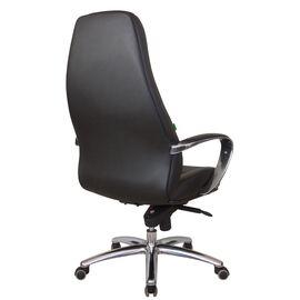 Компьютерное кресло для руководителя Riva Chair F185 Чёрный (А8) натуральная кожа, Цвет товара: Черный, изображение 4