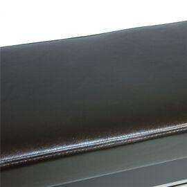 """Банкетка """"Грейс"""" (Венге/орегон 120) Red Black, изображение 3"""