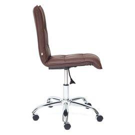 Компьютерное кресло «Zero» кож/зам, Коричневый (36-36) TetChair, Цвет товара: Коричневый, изображение 4