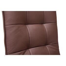 Компьютерное кресло «Zero» кож/зам, Коричневый (36-36) TetChair, Цвет товара: Коричневый, изображение 8