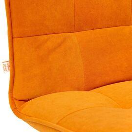 Компьютерное кресло «Zero» флок  оранжевый 18 TetChair, Цвет товара: Оранжевый, изображение 8