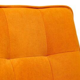 Компьютерное кресло «Zero» флок  оранжевый 18 TetChair, Цвет товара: Оранжевый, изображение 9