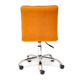 Компьютерное кресло «Zero» флок  оранжевый 18 TetChair, Цвет товара: Оранжевый, изображение 6