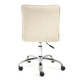Компьютерное кресло «Zero» флок , бежевый, 7 TetChair, Цвет товара: Бежевый, изображение 5