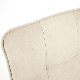 Компьютерное кресло «Zero» флок , бежевый, 7 TetChair, Цвет товара: Бежевый, изображение 7