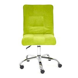 Компьютерное кресло «Zero» флок  олива, 23 TetChair, Цвет товара: оливковый, изображение 3