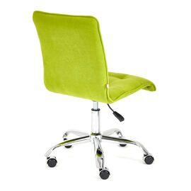 Компьютерное кресло «Zero» флок  олива, 23 TetChair, Цвет товара: оливковый, изображение 5