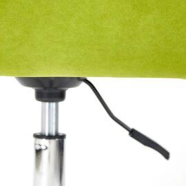 Компьютерное кресло «Zero» флок  олива, 23 TetChair, Цвет товара: оливковый, изображение 7