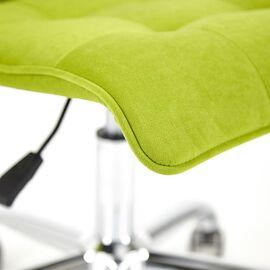 Компьютерное кресло «Zero» флок  олива, 23 TetChair, Цвет товара: оливковый, изображение 8