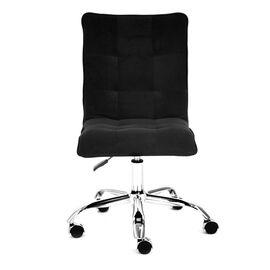 Компьютерное кресло «Zero» флок , черный, 35 TetChair, Цвет товара: Черный, изображение 3