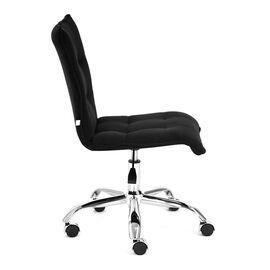 Компьютерное кресло «Zero» флок , черный, 35 TetChair, Цвет товара: Черный, изображение 4