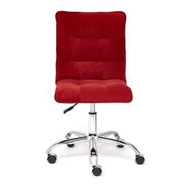 Компьютерное кресло «Zero» Бордовый Флок ( 10) TetChair, Цвет товара: бордовый, изображение 3