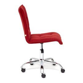 Компьютерное кресло «Zero» Бордовый Флок ( 10) TetChair, Цвет товара: бордовый, изображение 4