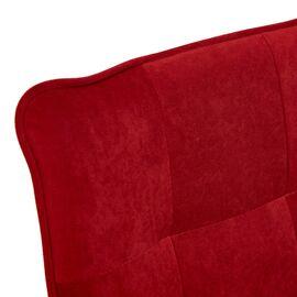 Компьютерное кресло «Zero» Бордовый Флок ( 10) TetChair, Цвет товара: бордовый, изображение 5