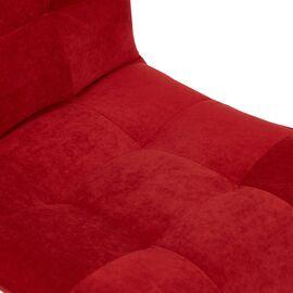 Компьютерное кресло «Zero» Бордовый Флок ( 10) TetChair, Цвет товара: бордовый, изображение 6