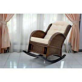 Кресло-качалка WING-R (подушка шенилл) EcoDesign, изображение 2