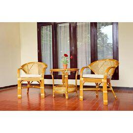 Стол кофейный ПЕЛАНГИ, 02-15А К Коньячный Ecodesign, Цвет товара: Коньячный, изображение 3