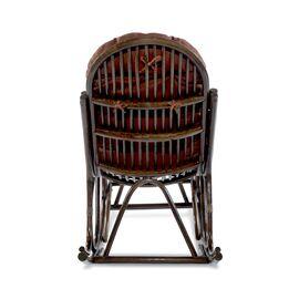 Кресло-качалка 05-17 PROMO (подушка Ткань твил) EcoDesign, изображение 3