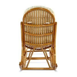 Кресло-качалка 05-17 К (подушка шенилл) EcoDesign, изображение 3