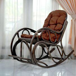 Кресло-качалка 05-17 PROMO (подушка Ткань твил) EcoDesign, изображение 4