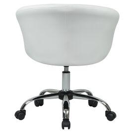 Офисное кресло 9500 белое LogoMebel