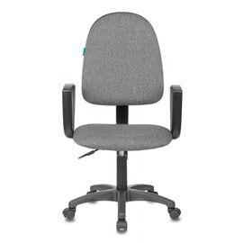 Компьютерное кресло Бюрократ CH-1300N/3C1 серый Престиж+ 3C1, Цвет товара: Серый, изображение 3