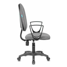 Компьютерное кресло Бюрократ CH-1300N/3C1 серый Престиж+ 3C1, Цвет товара: Серый, изображение 4