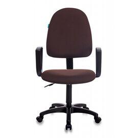 Компьютерное кресло Бюрократ CH-1300N/3C08 коричневый Престиж+ 3C08, Цвет товара: Коричневый, изображение 3