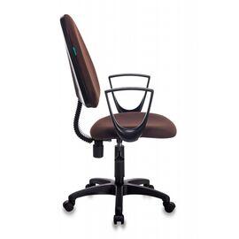Компьютерное кресло Бюрократ CH-1300N/3C08 коричневый Престиж+ 3C08, Цвет товара: Коричневый, изображение 4
