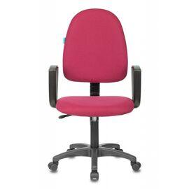 Компьютерное кресло Бюрократ CH-1300N/3C18 бордовый Престиж+ 3C18, Цвет товара: бордовый, изображение 3