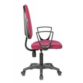 Компьютерное кресло Бюрократ CH-1300N/3C18 бордовый Престиж+ 3C18, Цвет товара: бордовый, изображение 4