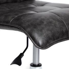 Компьютерное кресло «Zero» кож/зам, серый, 2 TONE TetChair, Цвет товара: Серый 2TONE, изображение 8