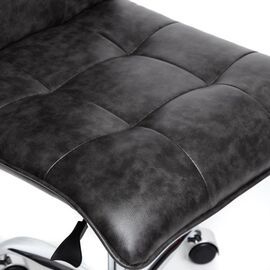Компьютерное кресло «Zero» кож/зам, серый, 2 TONE TetChair, Цвет товара: Серый 2TONE, изображение 9
